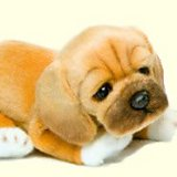 Puggle Stuffed Animal